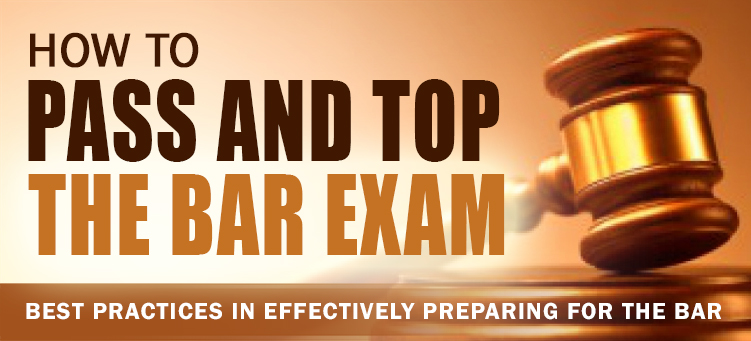 how to pass the bar exam without studying