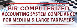 BIR Computerized Accounting System Compliance