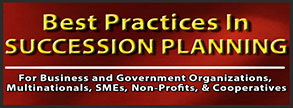 Best Practices in Succession Planning