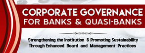Corporate Governance for Banks