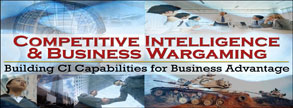 Competitive Intelligence & Business Wargaming
