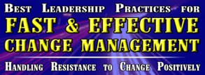 Fast & Effective Change Management