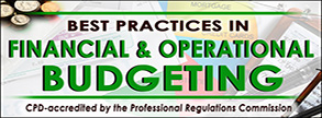 Best Practices in Financial & Operational Budgeting