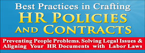 Best Practices in Crafting HR Policies and Contracts