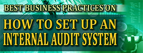 How to Set Up an Internal Audit Sytem