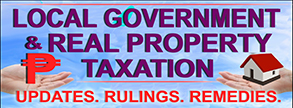 Local Government & Real Property Taxation