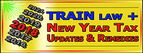 New Year Tax Updates & Remedies