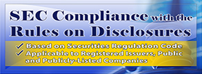 SEC Compliance with the Rules on Disclosures
