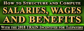 Salaries, Wages and Benefits